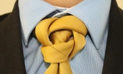 Mens fashion videos how to tie a tie finfrock knot ccuart Images